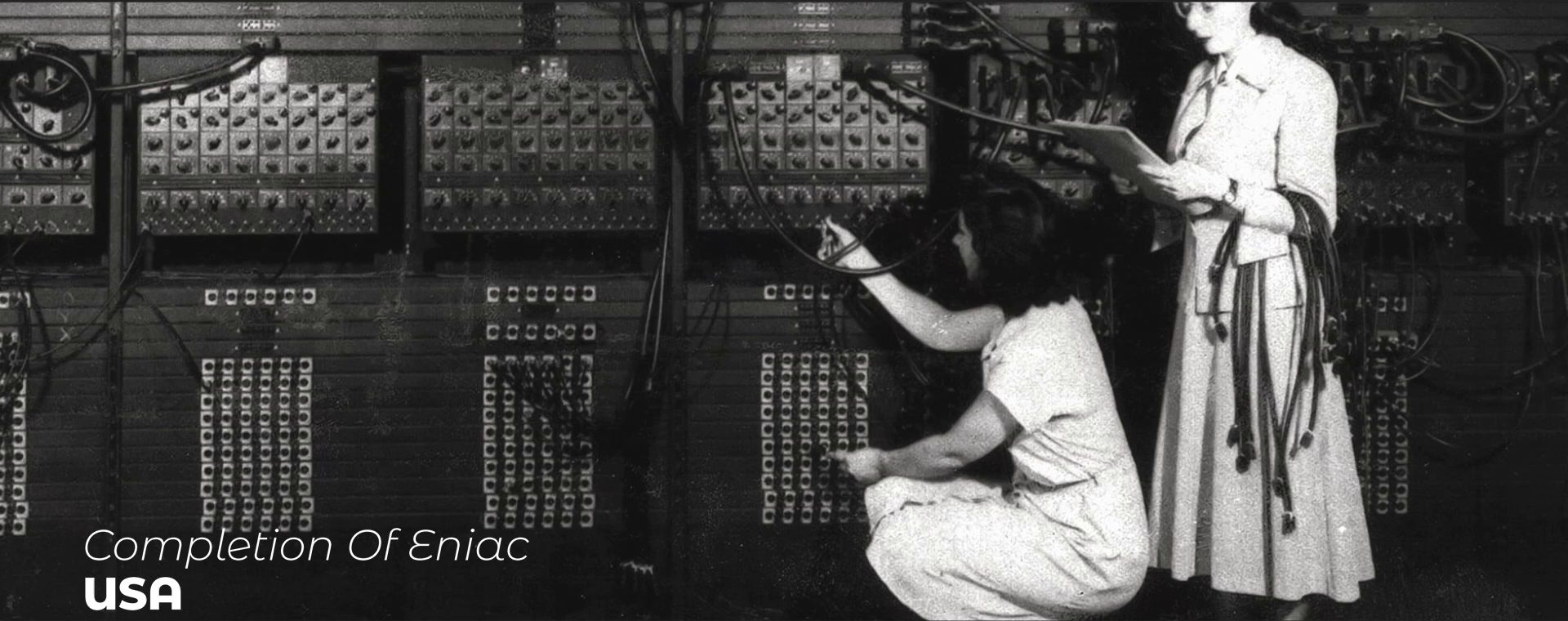 COMPLETION OF ENIAC