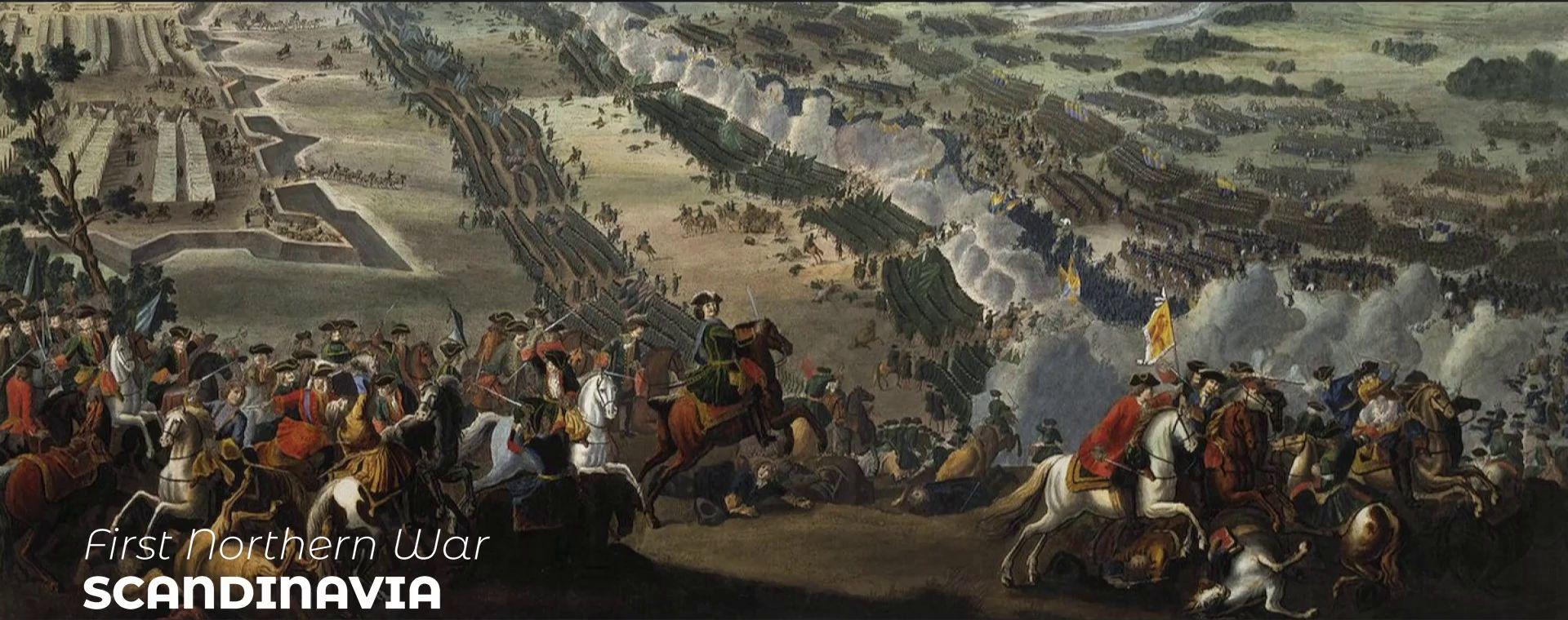 FIRST NORTHERN WAR