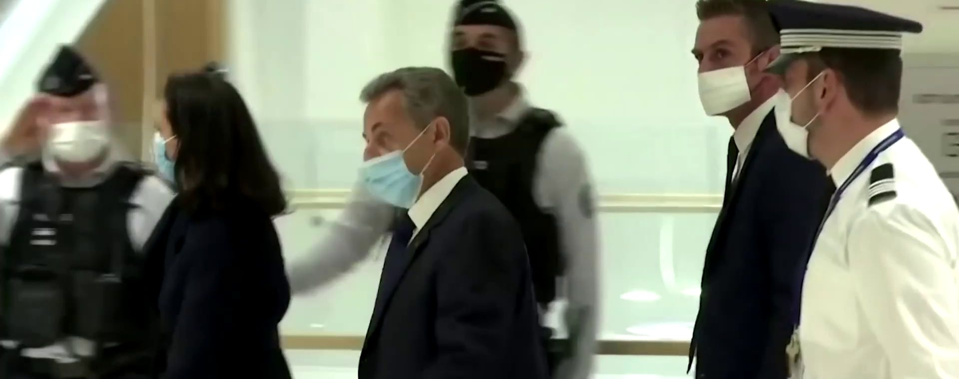 Sarkozy to jail