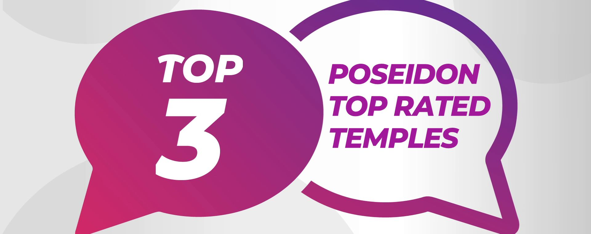 POSEIDON TOP RATED TEMPLES