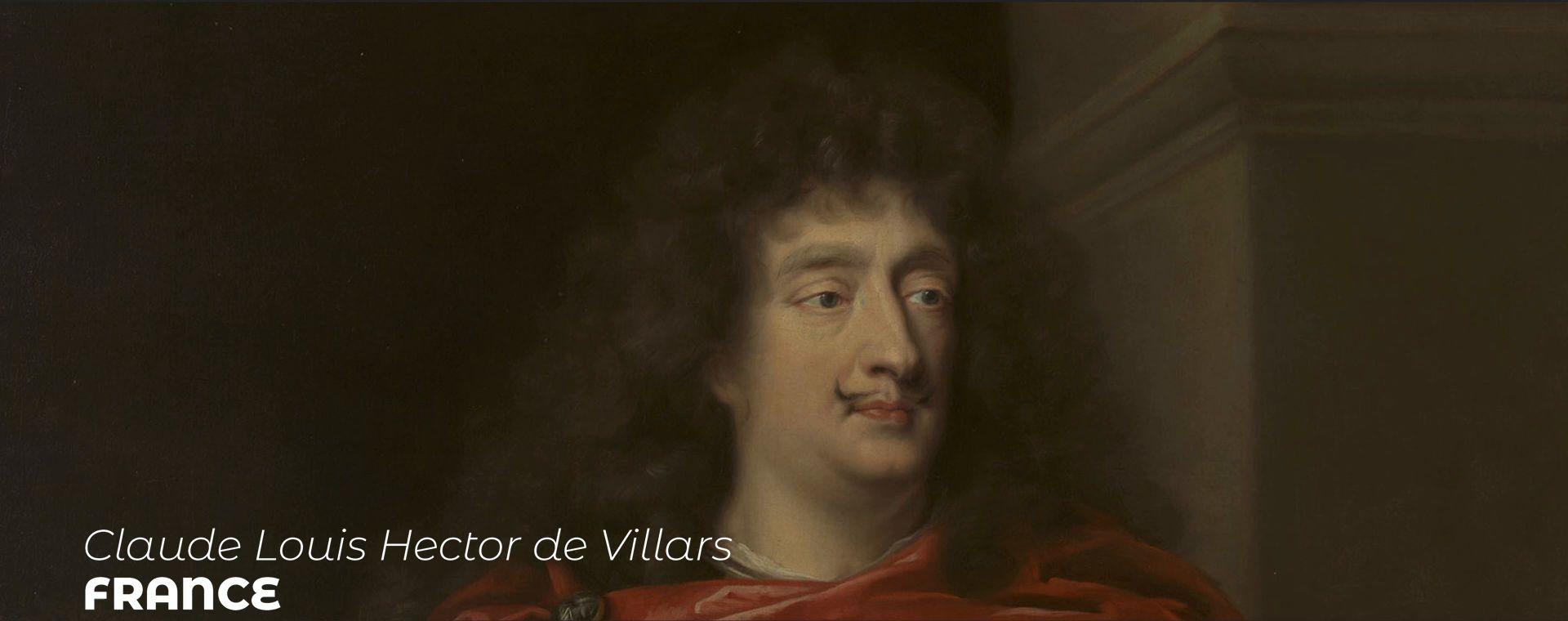 CLAUDE LOUIS HECTOR DE VILLARS