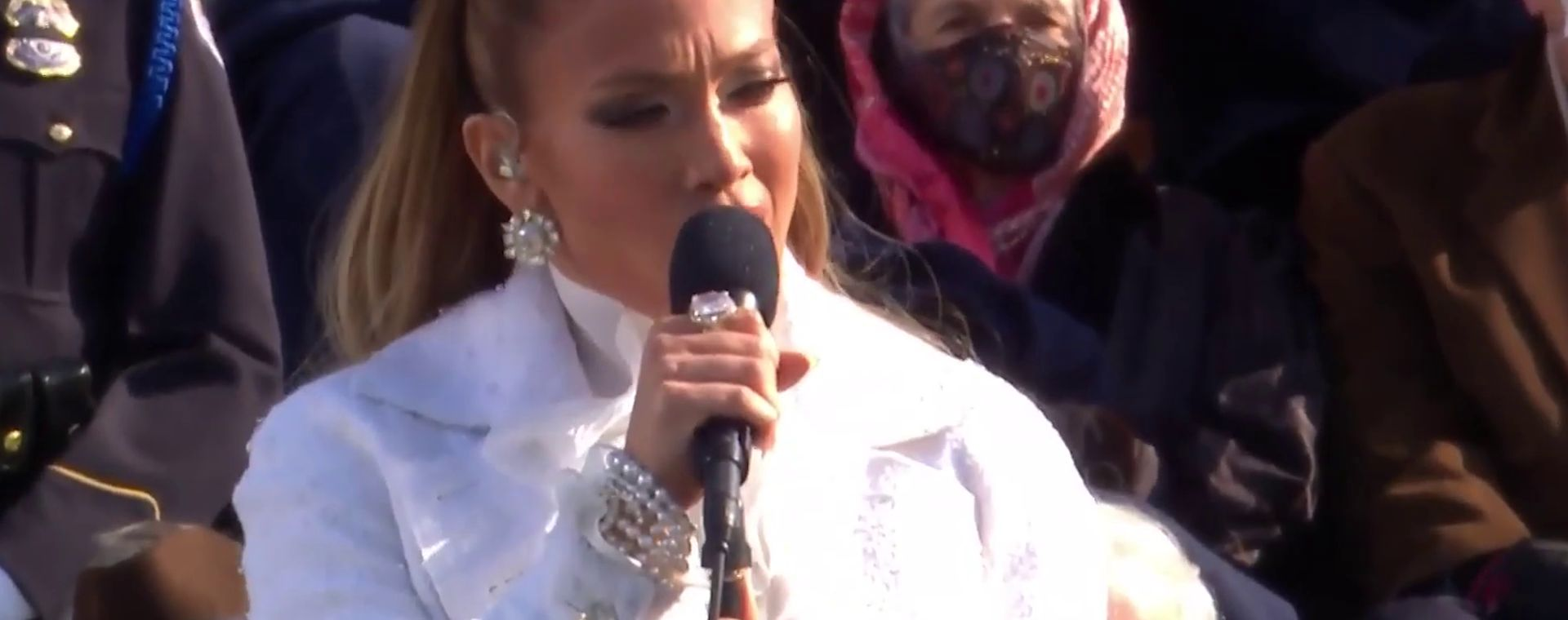 J.Lo's performance