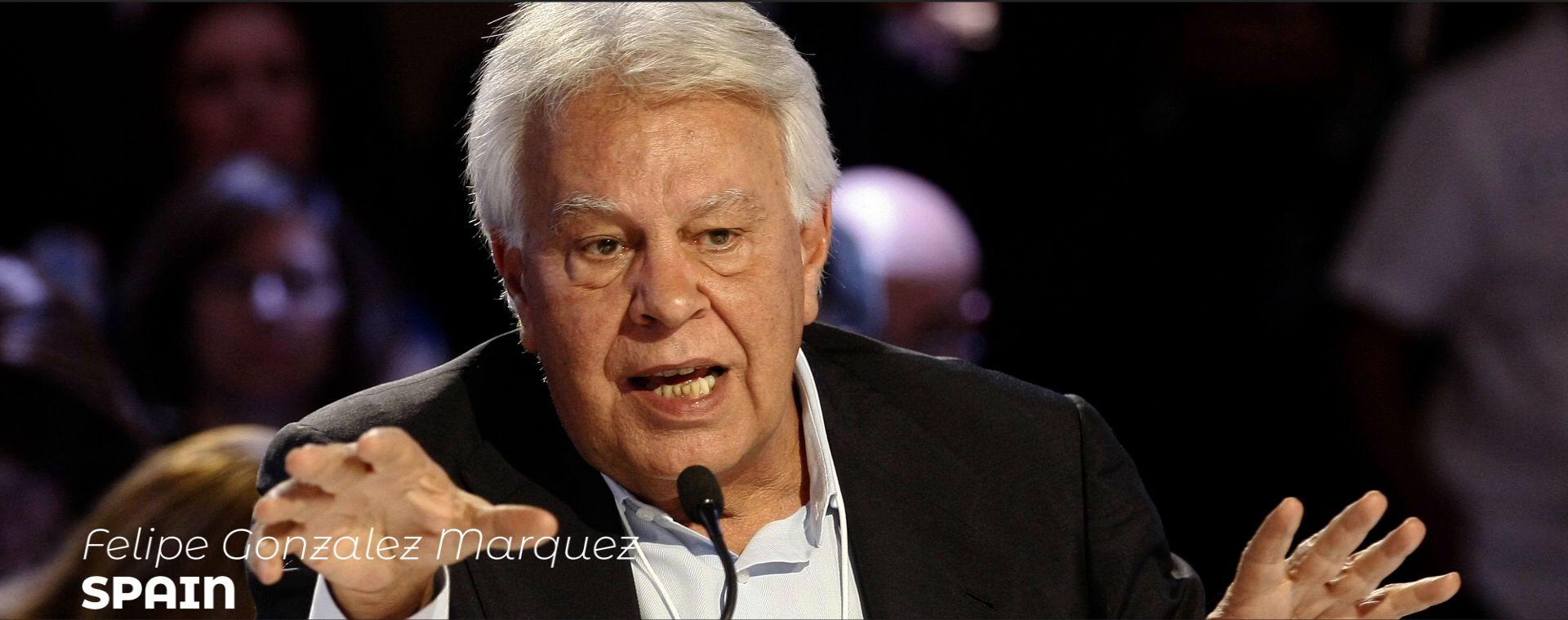 FELIPE GONZALEZ MARQUEZ