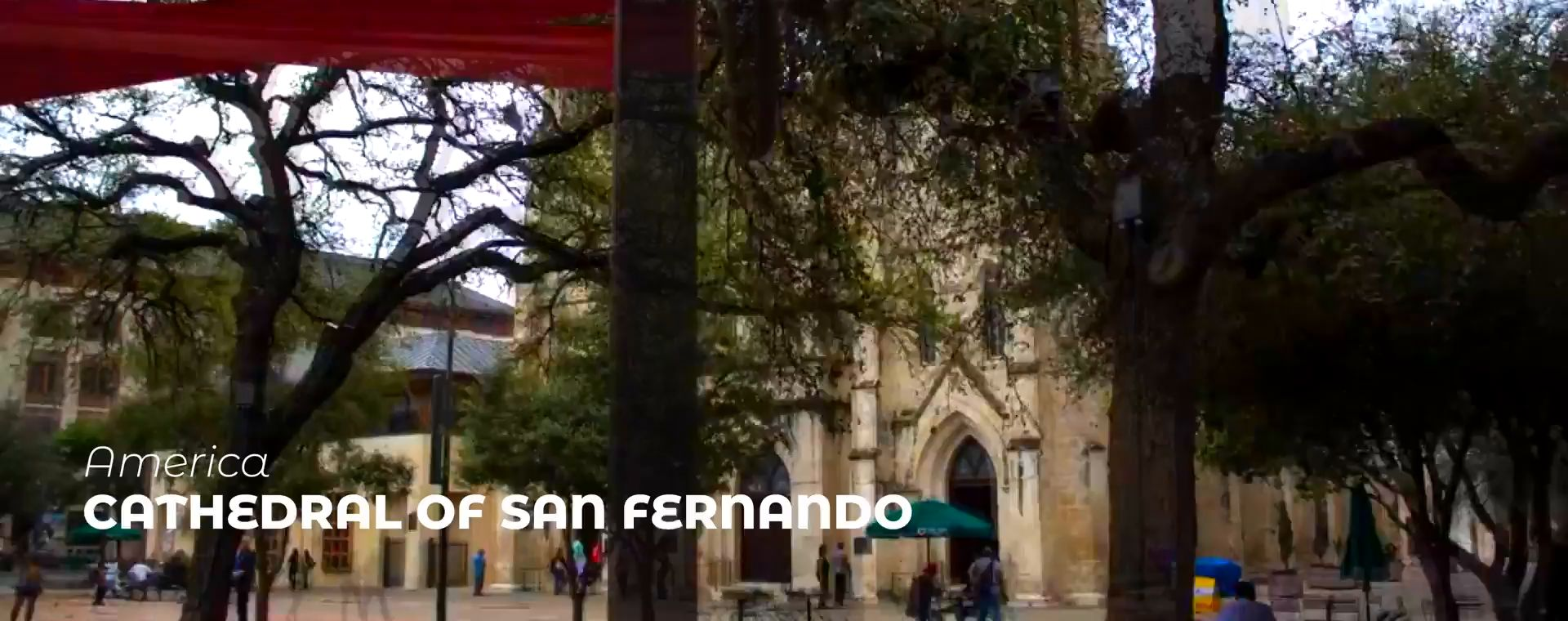 THE CATHEDRAL OF SAN FERNANDO