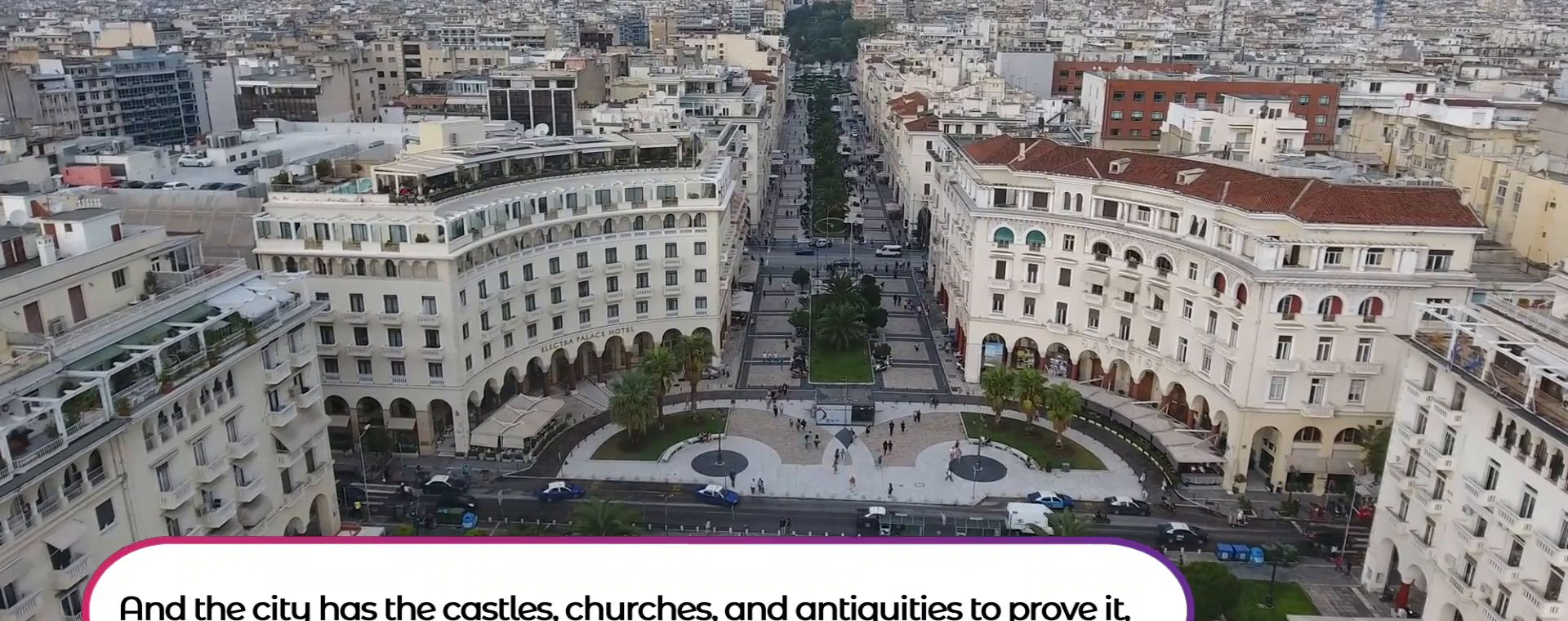 TOP RATED HISTORICAL SITES IN THESSALONIKI