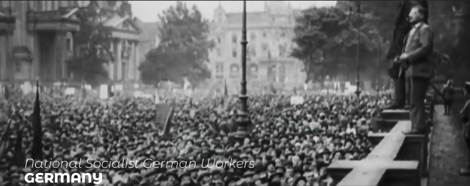 NATIONAL SOCIALIST GERMAN WORKERS