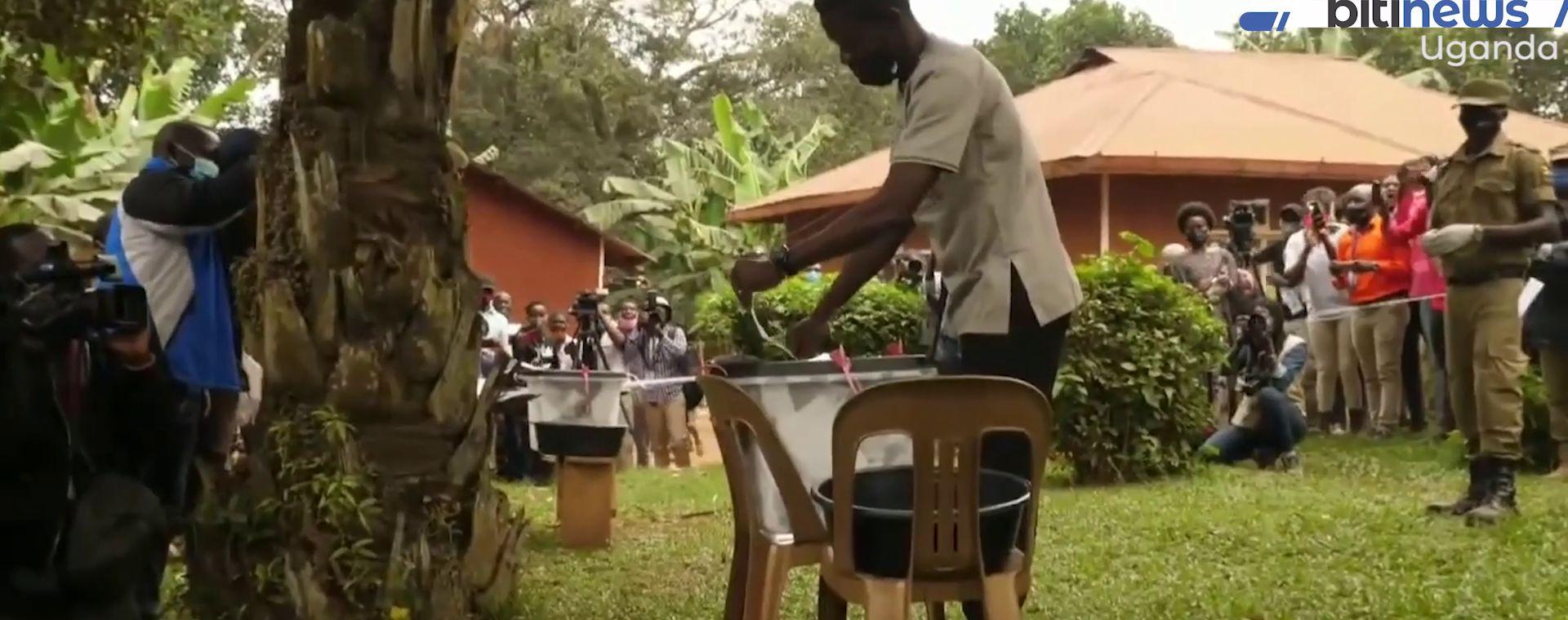 Ugandan elections