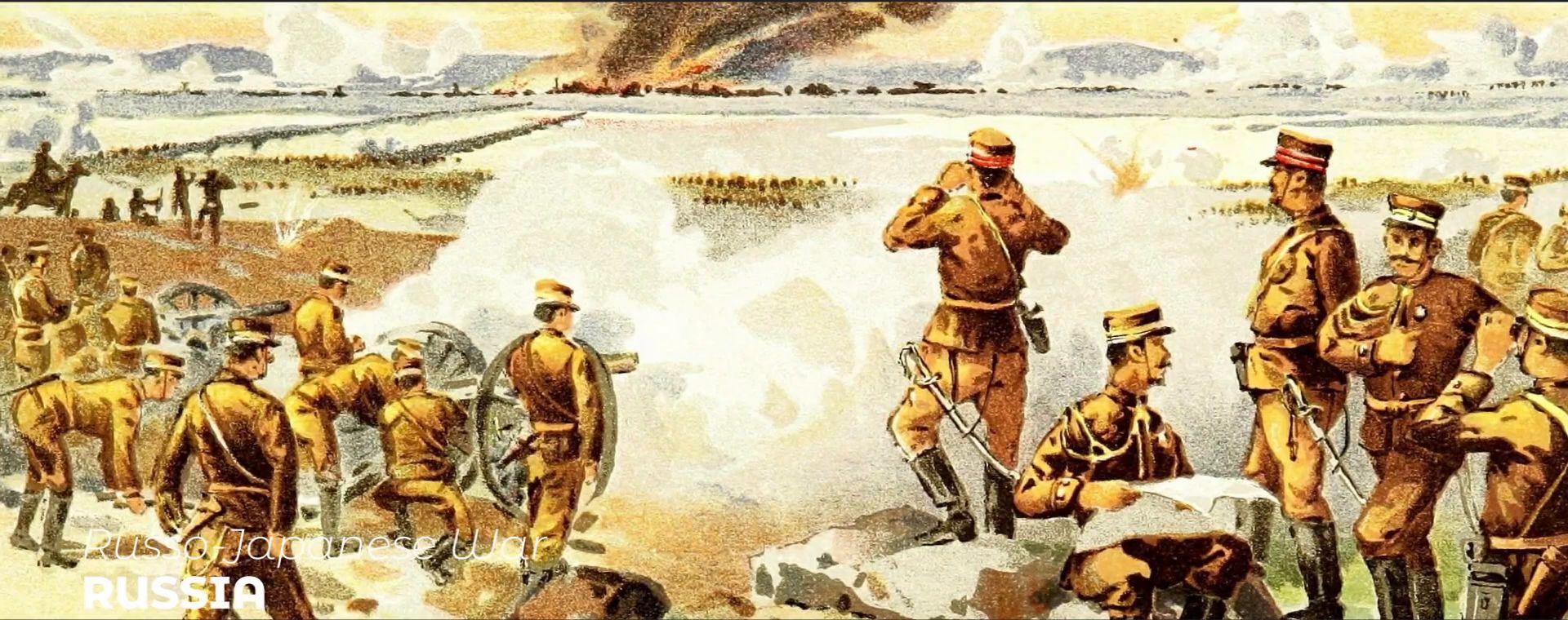 RUSSOJAPANESE WAR