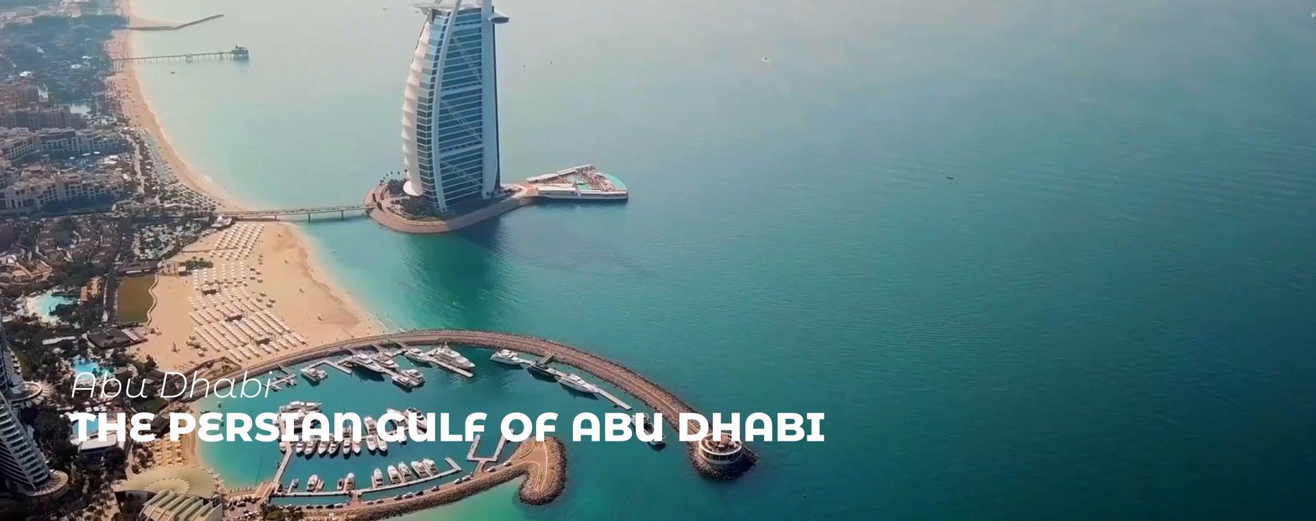 THE PERSIAN GULF OF ABU DHABI