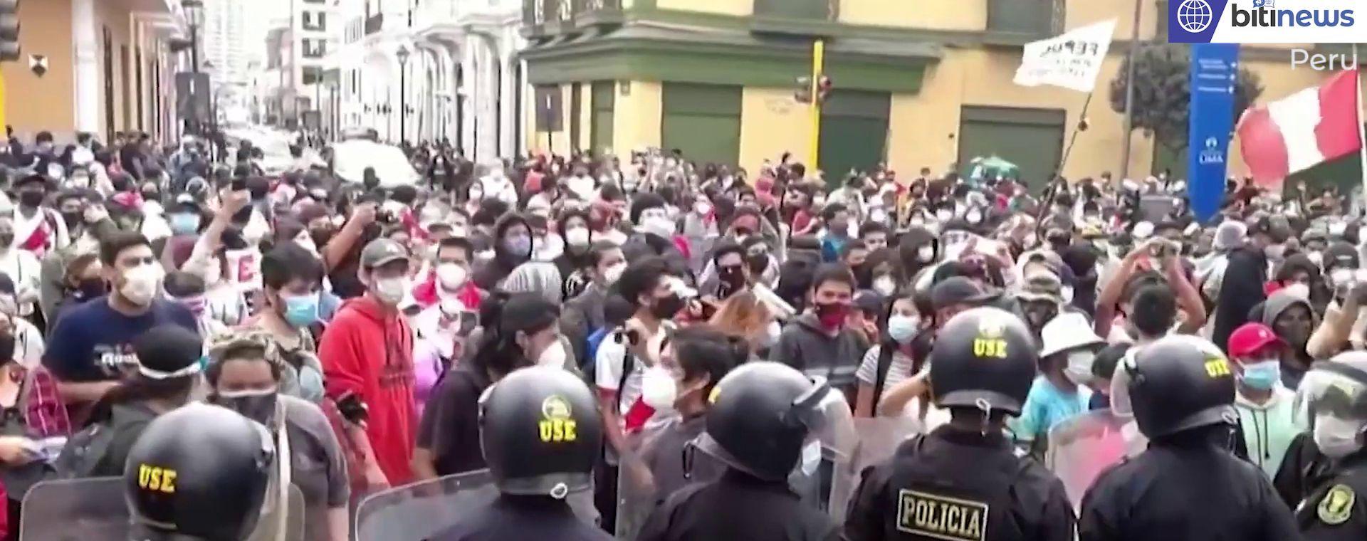 Trouble in Peru