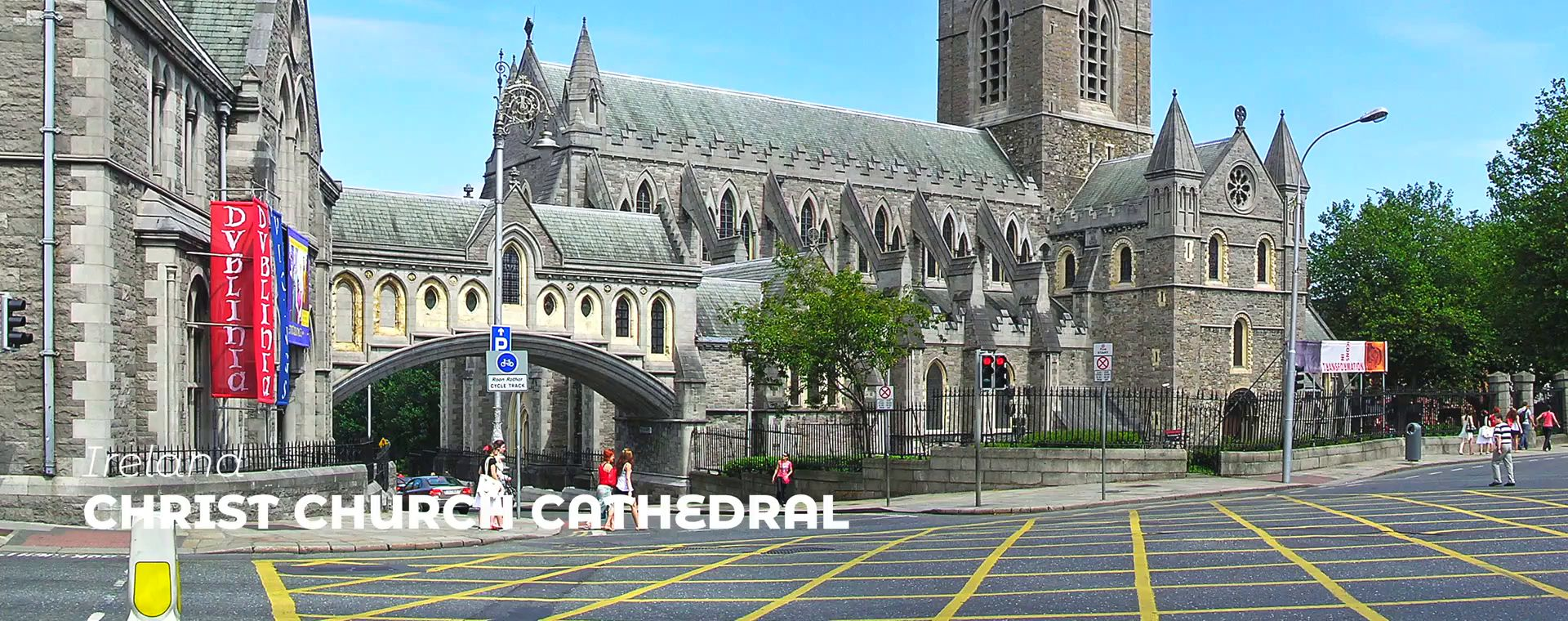 THE CHRIST CHURCH CATHEDRAL