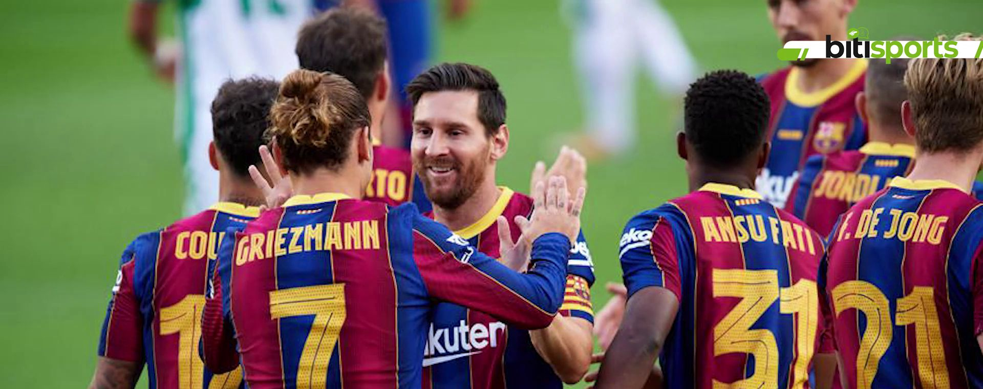 Limiting Messi's movement