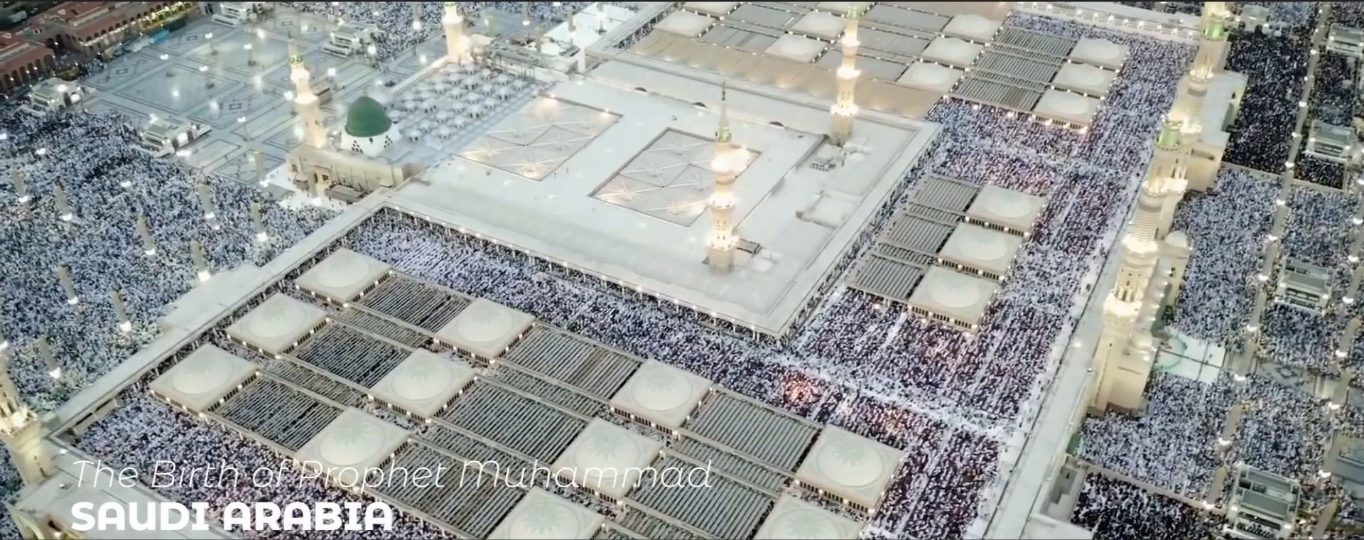 THE BIRTH OF THE PROPHET MUHAMMAD