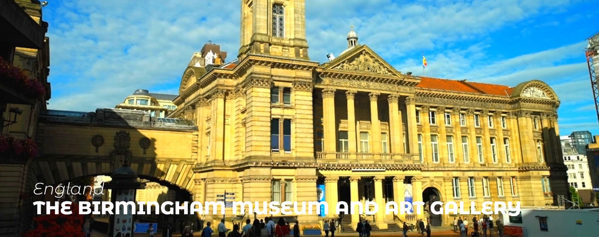THE BIRMINGHAM MUSEUM AND ART GALLERY