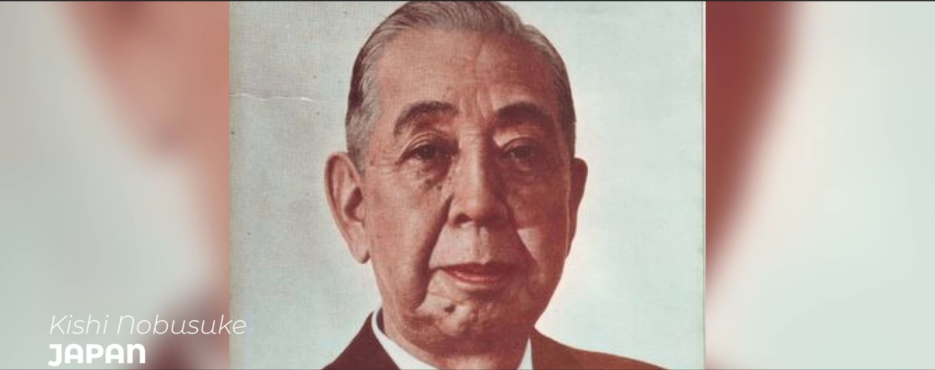 KISHI NOBUSUKE