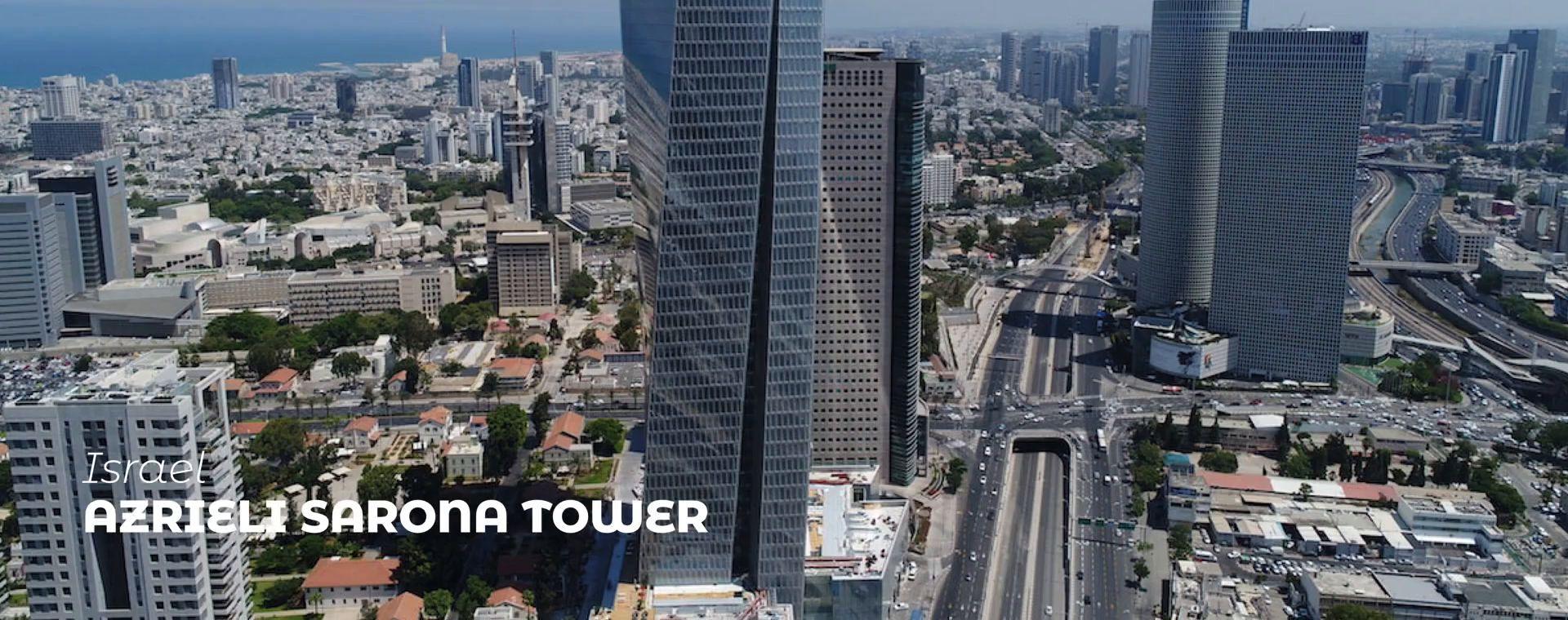 AZRIELI SARONA TOWER