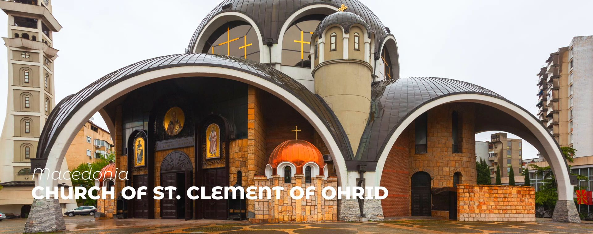THE CHURCH OF ST. CLEMENT OF OHRID