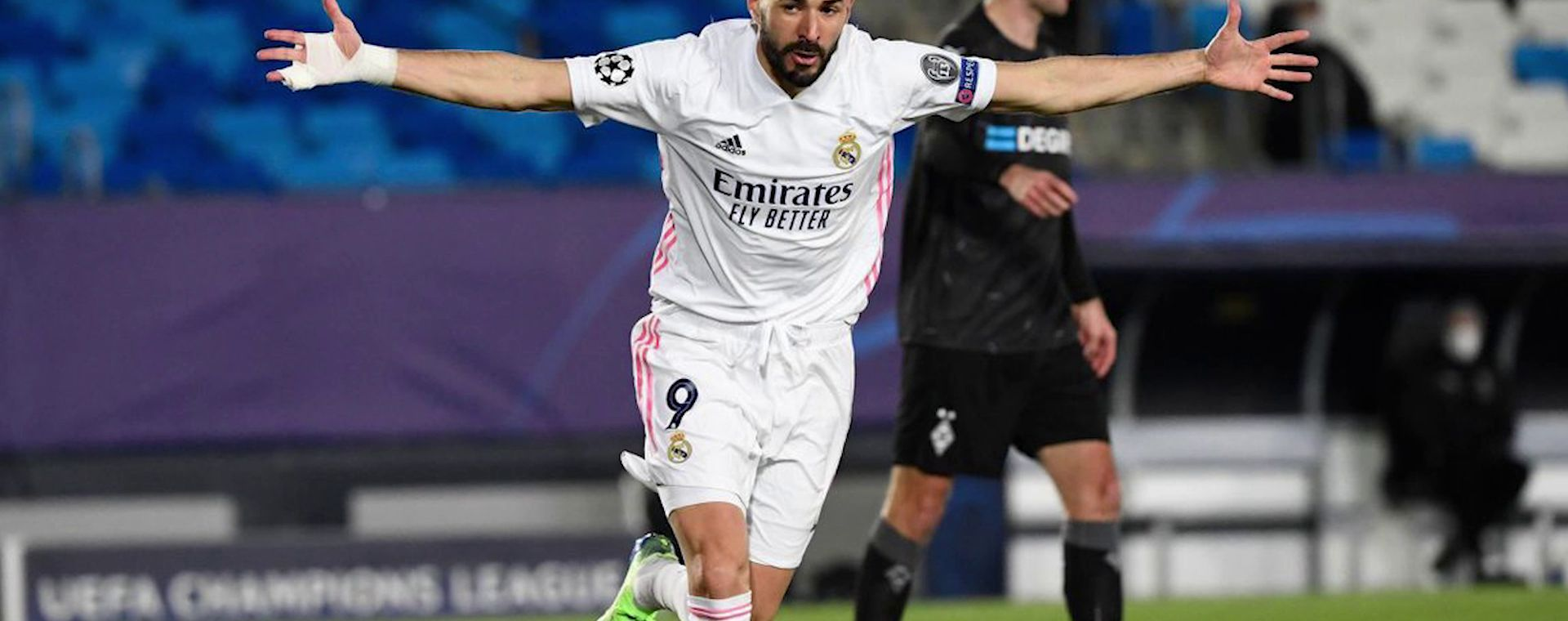Benzema's brace