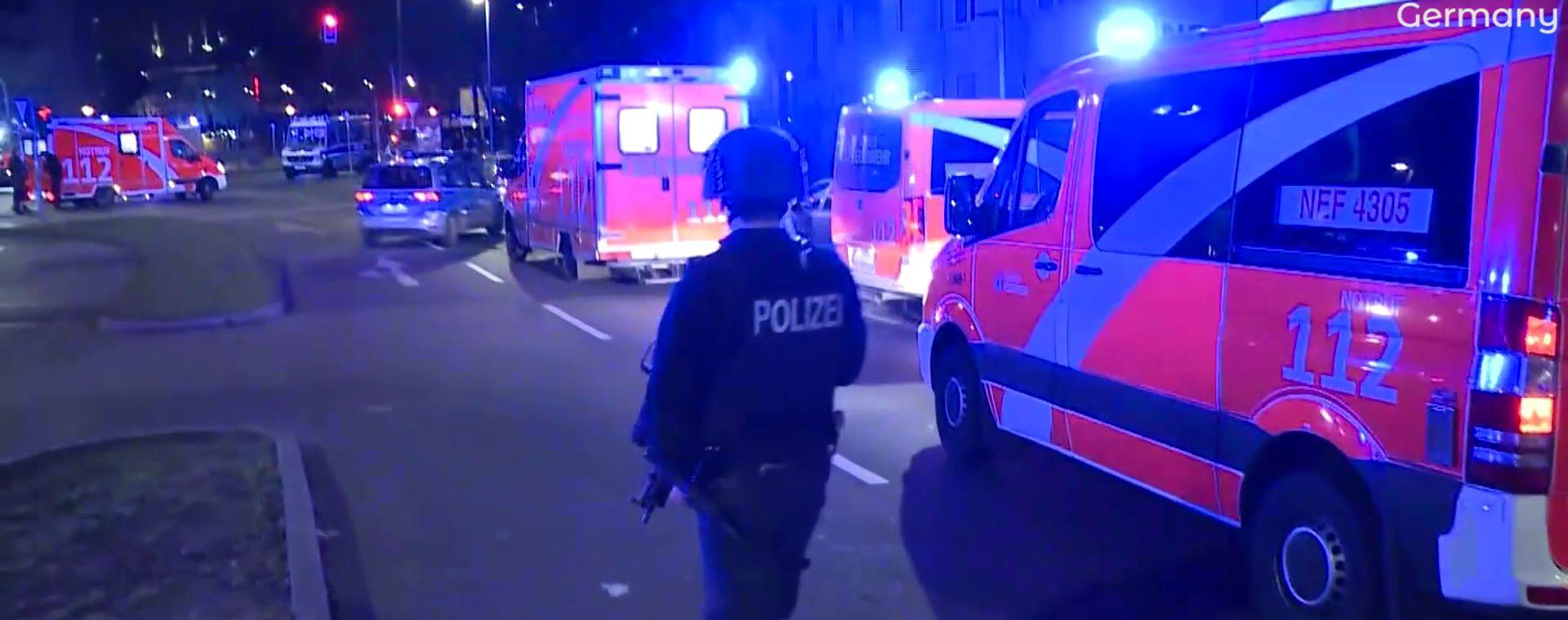 Berlin shooting