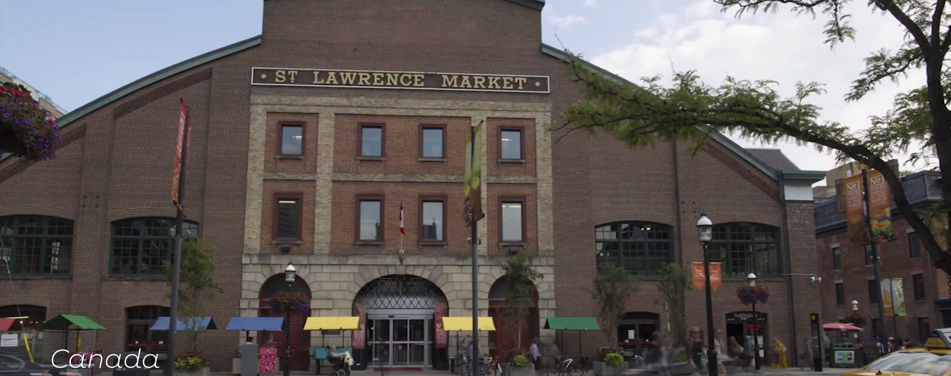 THE ST. LAWRENCE MARKET