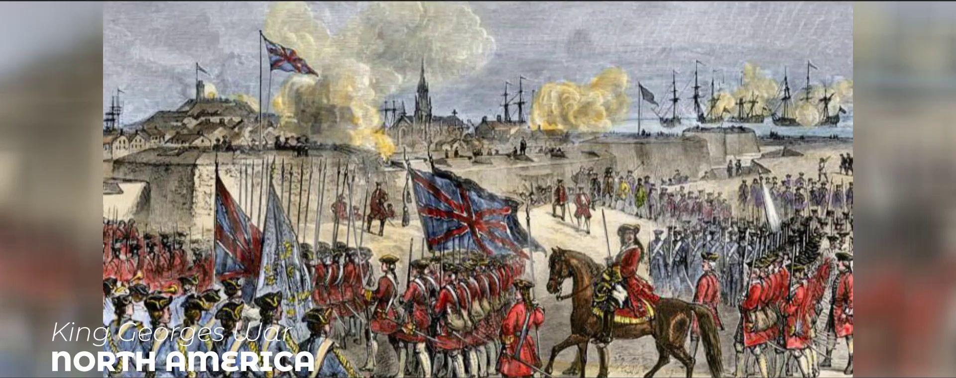 KING GEORGES WAR
